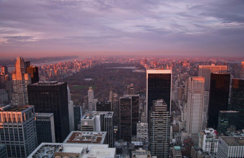 new-york-tramonto