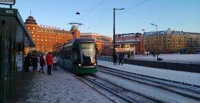 Il mezzo migliore per muoversi ad Helsinki