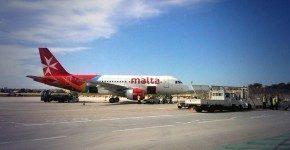 Come arrivare a Malta low cost: Air Malta