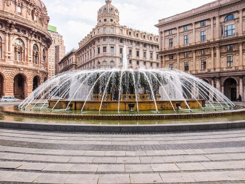 Genova Piazza