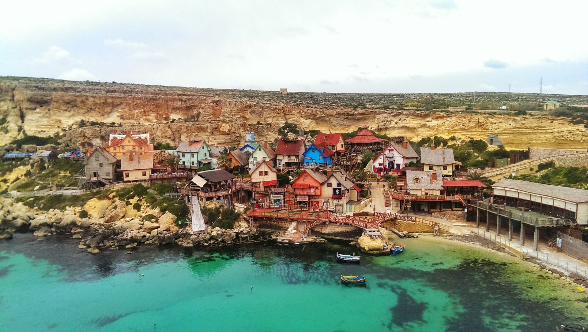 Villaggio Popeye Malta