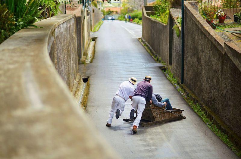 Madeira tradizioni