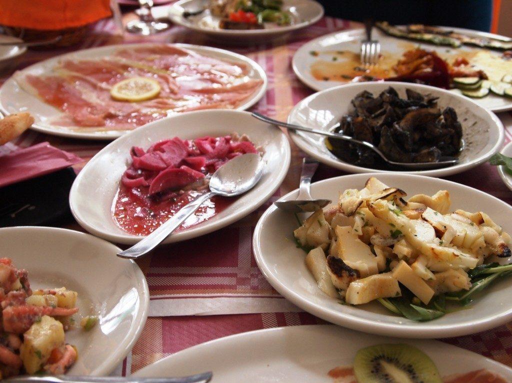 Piatti del Gargano