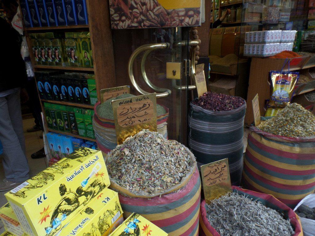 suk di Amman