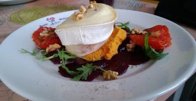 Mangiare al bar bistrò Kukeke di Tallinn