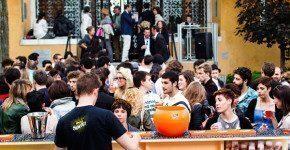 Happy spritz al Guggenheim a Venezia