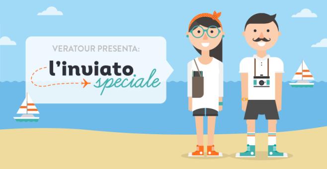 Inviato Speciale Veratour, blogger in vacanza