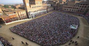 Palio di Siena, tutti gli eventi