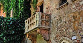 La Verona di Romeo e Giulietta, itinerario