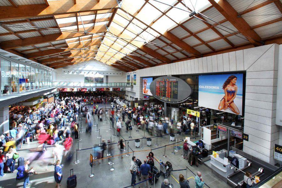Aeroporto Venezia Treviso : Compagnie aeree low cost da venezia