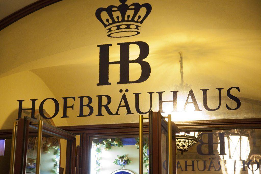 Hofbräuhaus-ingresso