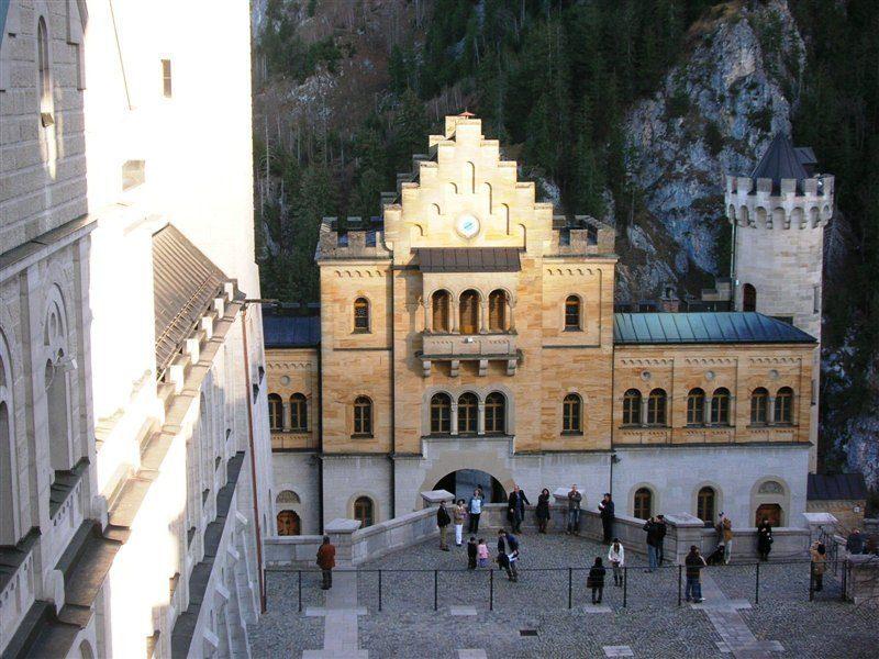 Neuschwanstein-ingresso