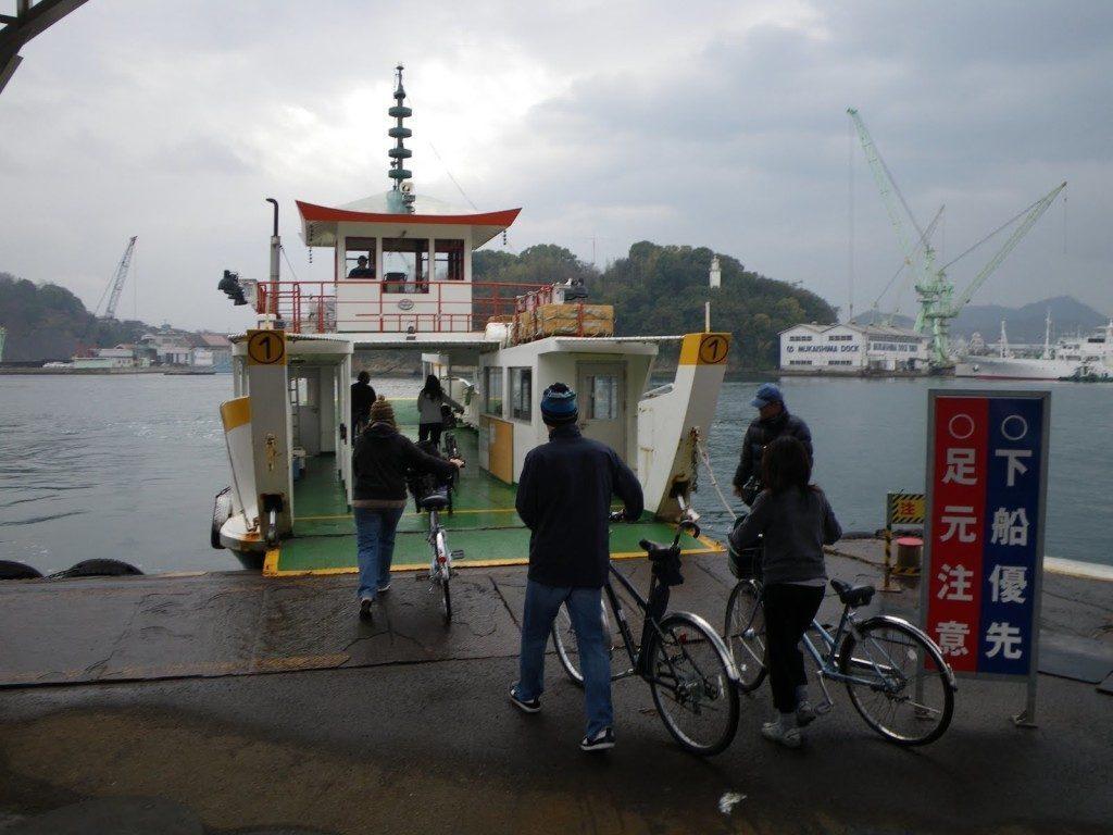 Shimanami-traghetto