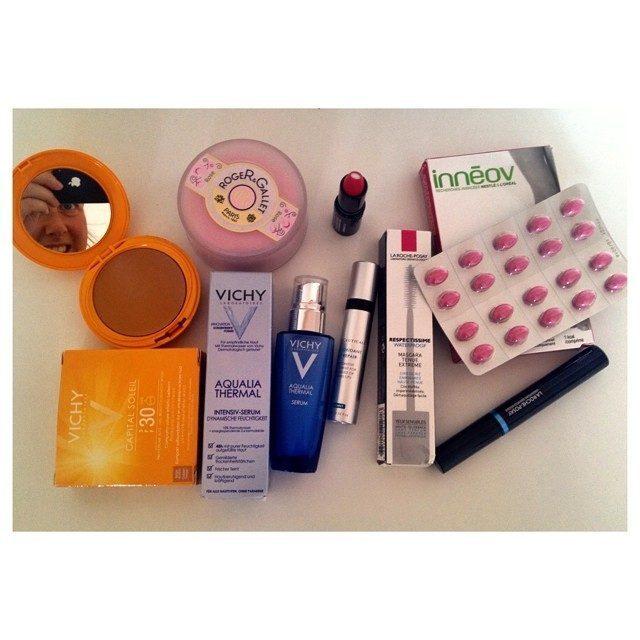 Beauty kit per bagaglio a mano i miei trucchi for Kit per baule logati a mano