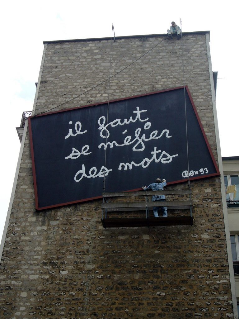 belleville-murale