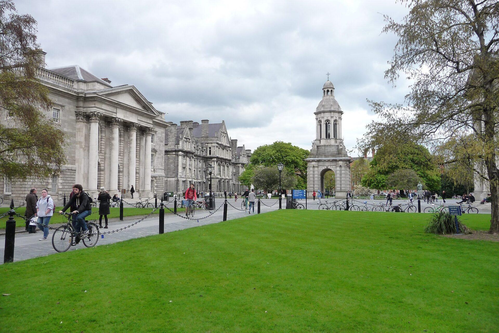 dublino-trinity-college