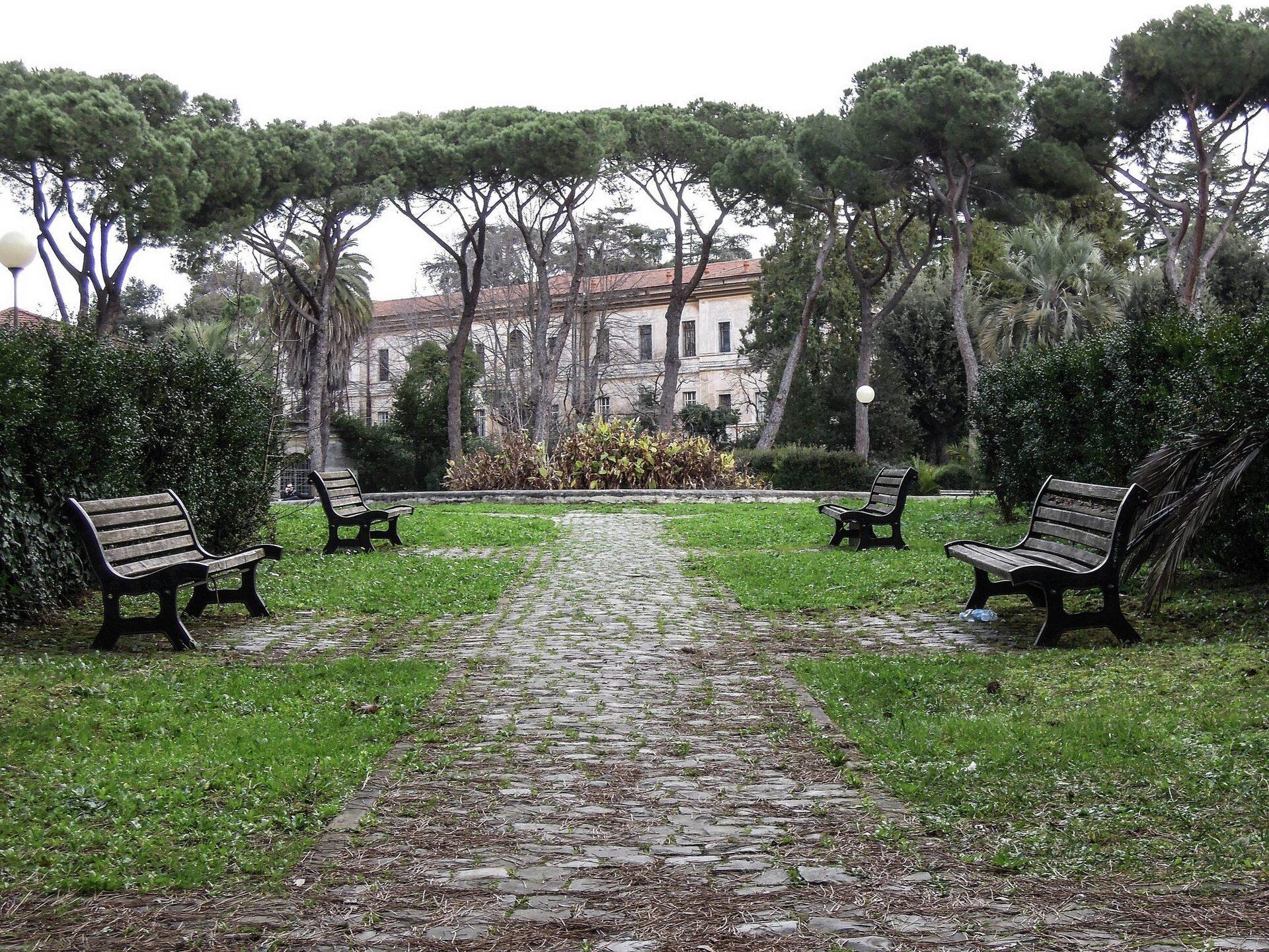 Parco di Santa Maria della Pietà