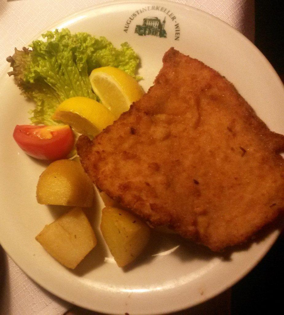 schnitzel vienna augustiner