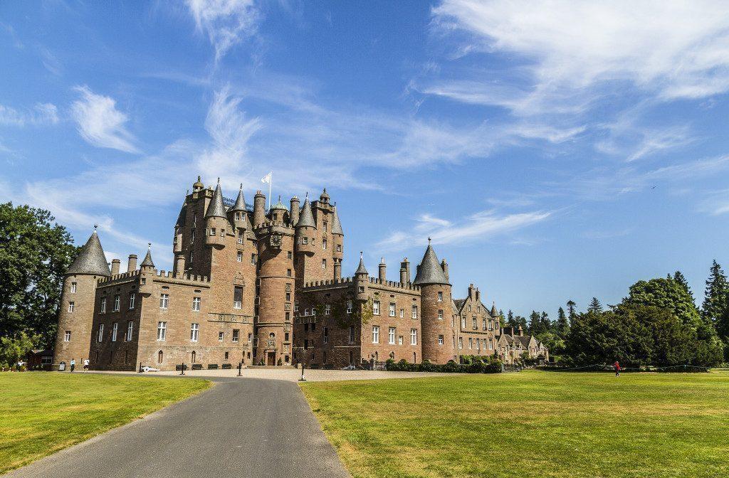 scozia-glamis-castle