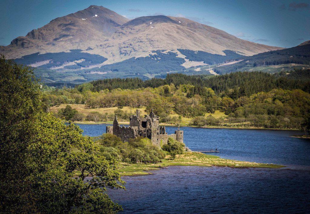 scozia-kilchurn-castle