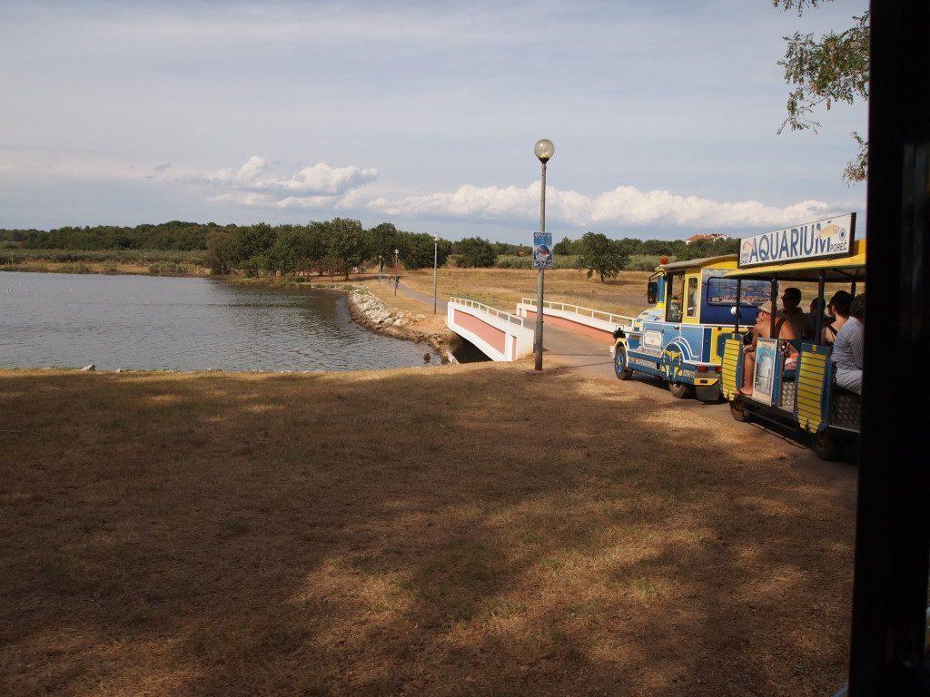 Trenino Porec - Plava Laguna - Zelena Laguna