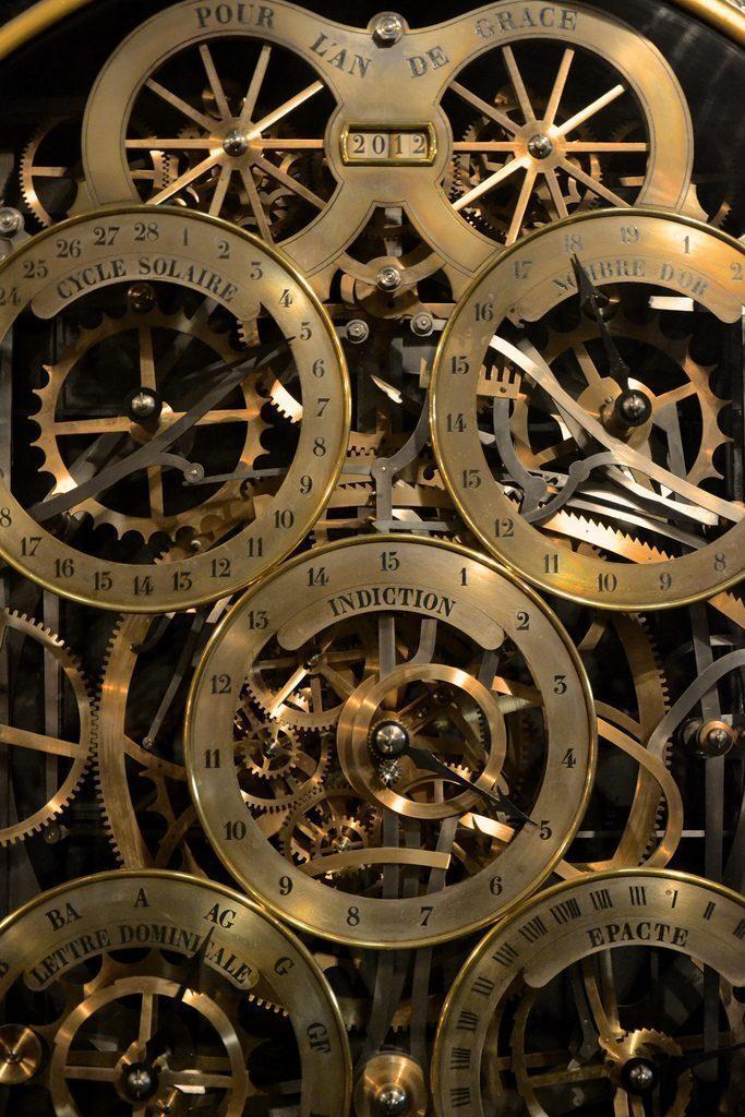 Strasburgo-orologio