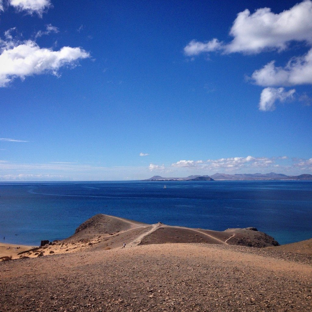 Verso playa papagayo