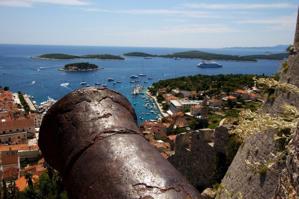croazia-hvar-castello