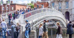 Fare shopping a Dublino
