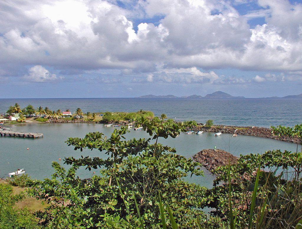 Trois-Rivières en Guadeloupe