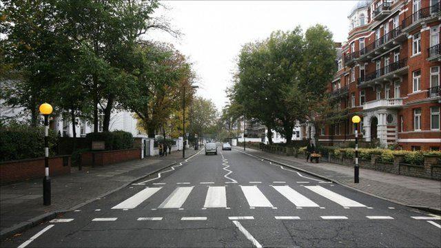 londra-Abbey-Road
