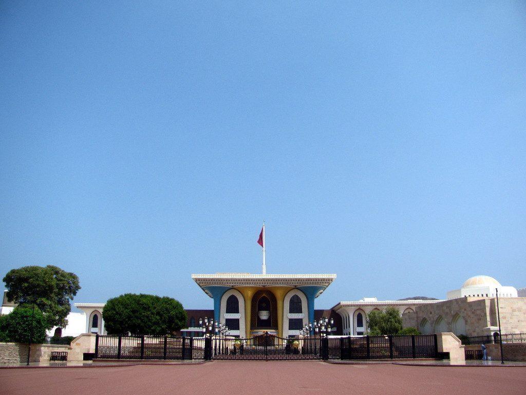 muscat-abitazione-sultano