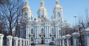 A San Pietroburgo, sulle tracce dell'Azzurro di Rastrelli