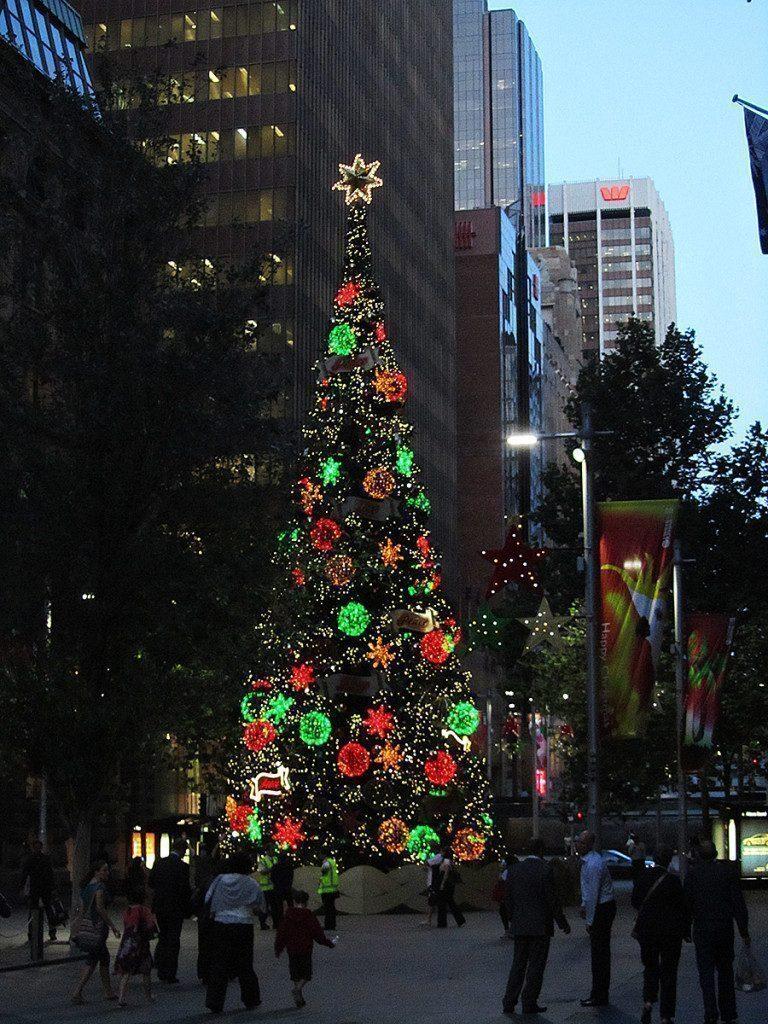sydney-christmass-tree