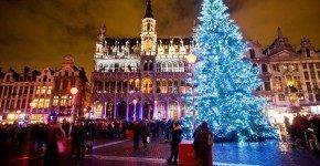 Bruxelles a Natale, la magia del Belgio