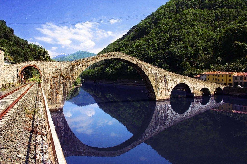 Ponte della Maddalena (detto anche del Diavolo)