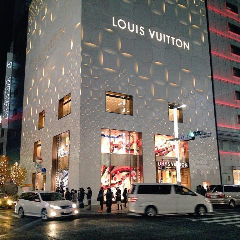 Tokyo-Louise-Vuitton