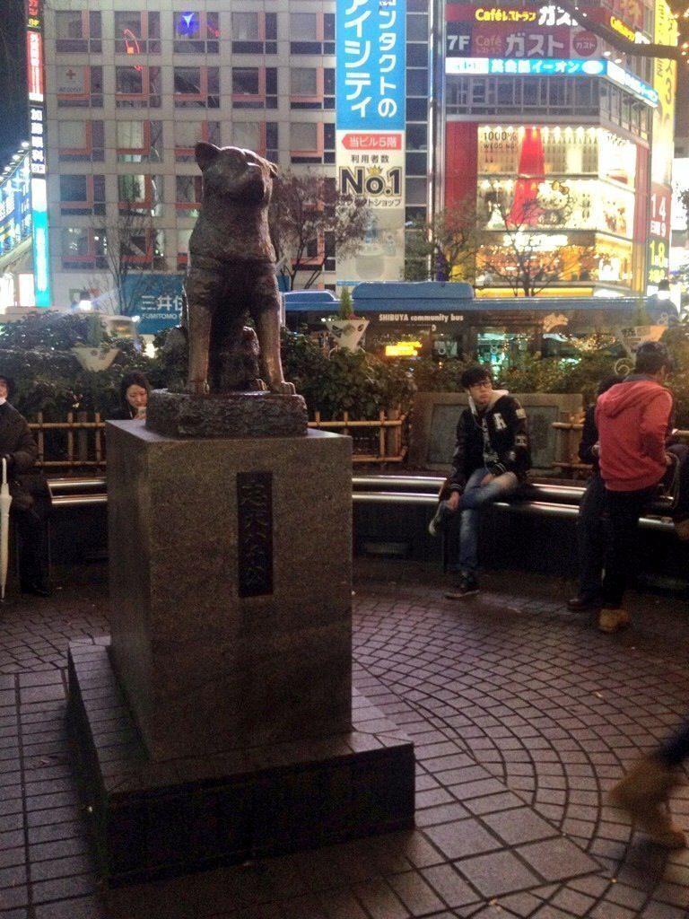 tokyo-giappone-hachiko