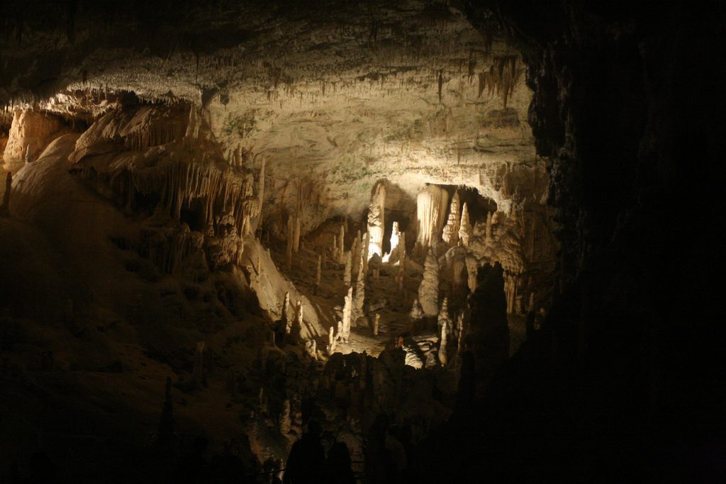 Postumia-grotte