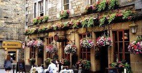 I migliori pub di Edimburgo