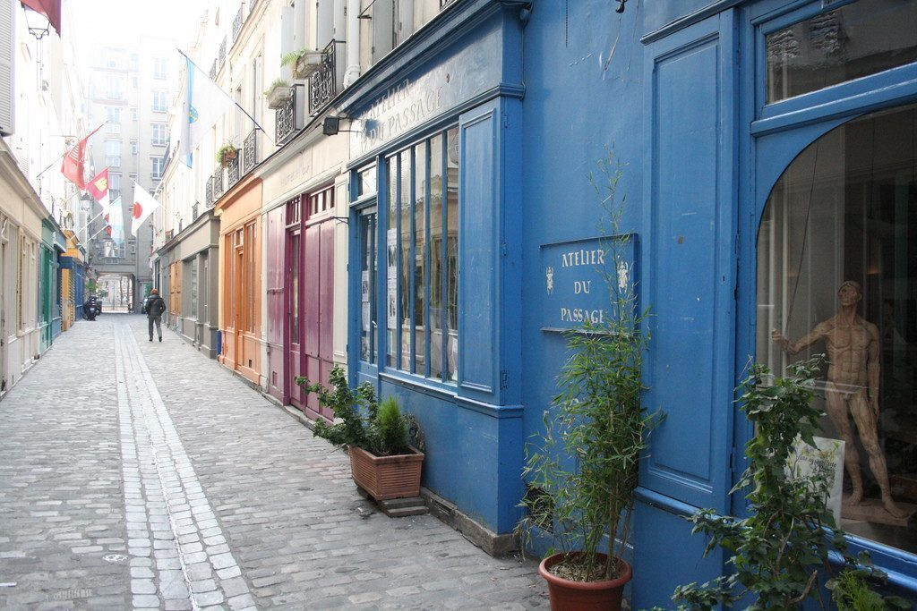 parigi-passage