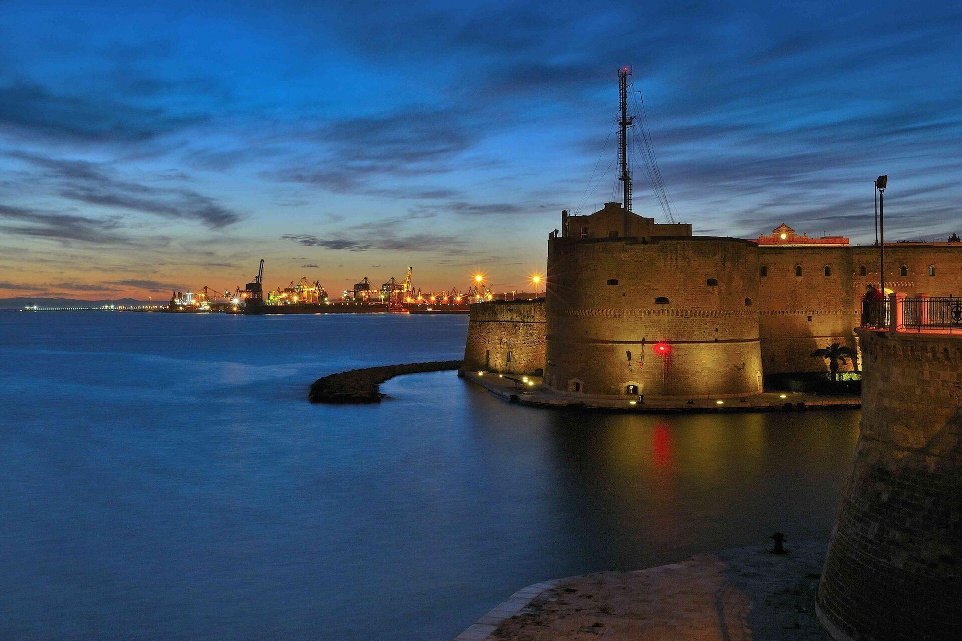 Taranto cosa vedere in puglia for Citta da visitare in puglia