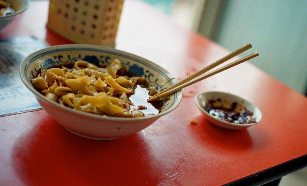 Noodle Lunch
