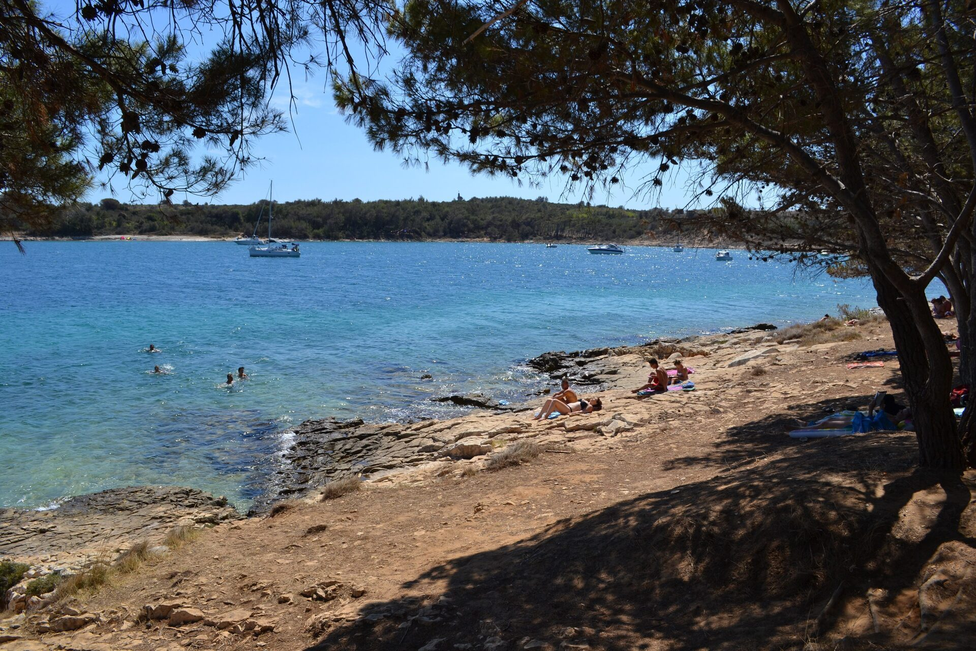 Istria spiagge le migliori per il bagno - Cosa fare per andare in bagno ...