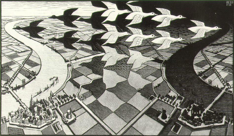 Escher-mostra