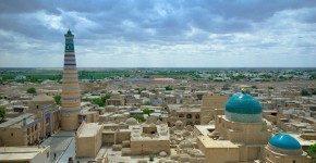Uzbekistan, itinerario fai da te