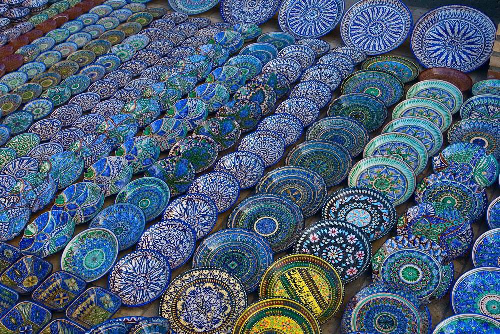 Uzbekistan-piatti