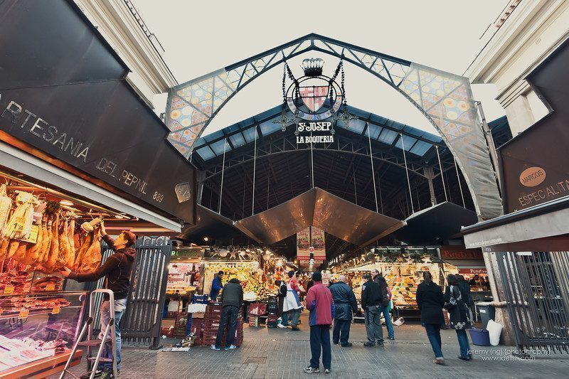 barcellona-mercato
