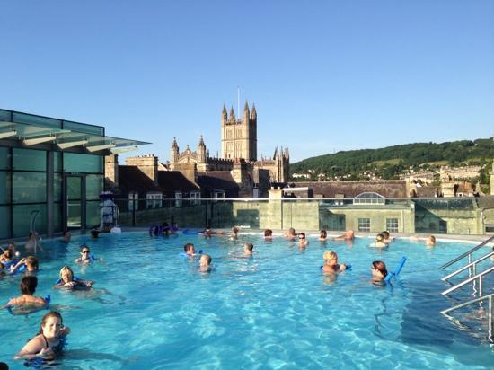 bath-Thermae Bath Spa