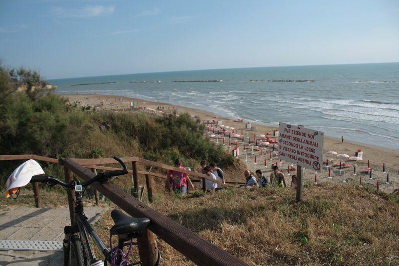 Roma e le spiagge il litorale romano in estate - Da roma porta verso il mare ...